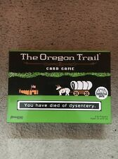 The Oregon Trail Card Game Target Exclusive