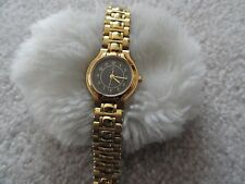 New Ladies JB Champion Quartz Watch with a Gold Colored Band