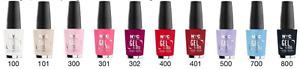New York Color NYC Gel Gloss Nail Polish Varnish 9.7ml 0.33 Fl Oz