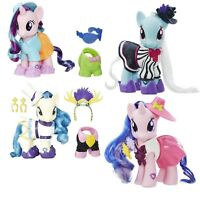 My Little Pony Explore Equestria 6-inch Fashion Style Snap-on Outfits