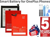 *2021* Battery Replacement for OnePlus 1+ 1 2 3 3T 5 5T 6 6T 7 7T 8 Pro AU Stock