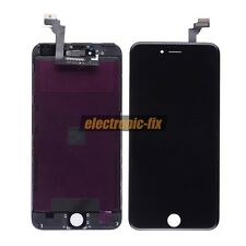 Black LCD Screen Touch Digitizer + Frame Assembly For Apple iPhone 6 Plus 5.5''