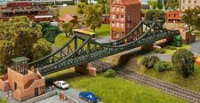 Fußgängerbrücke der eiserne Steg FALLER 222575 Spur N