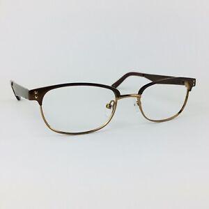 BOOTS eyeglasses BROWN RECTANGLE glasses frame MOD: CHERRY 11061