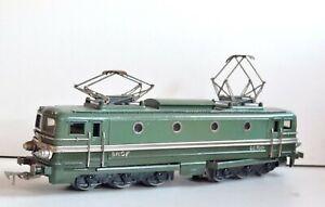 jep  eche  O ref 6077   loco  electrique  CC  7001   deux  moteurs  bel etat