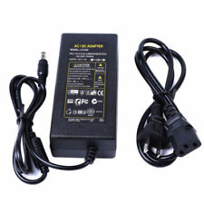12V 5A AC Power Supply AC Adapter Charger 60W For PC LED Strip Light CCTV Camera