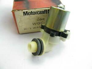 Motorcraft WGC-5 Windshield Washer Pump