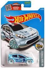 2016 Hot Wheels #157 HW Snow Stormers '12 Ford Fiesta