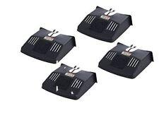 4x di alta qualità in plastica resistente griglia Grondaia Drenaggio cambusa Copertura Protettore