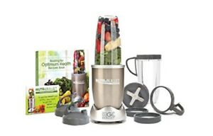 NutriBullet Pro Deluxe Edition 900 Watt 13 Piece Blender Nutrition Extractor NEW