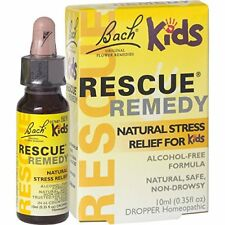 Remedio Natural Antiestrés Para Niños Cuentagotas Natural Seguro Bach Kids