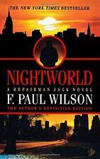 Adversary Cycle/Repairman Jack Ser.: Nightworld by F. Paul Wilson (2014, Trade Paperback)