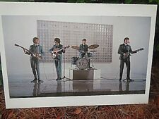 Beatles Poster Vintage Professionally Dry Mounted Entertainment Memoribilia Rock