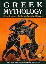 NEW - Greek Mythology: Gods & Heroes - the Trojan War - the Odyssey
