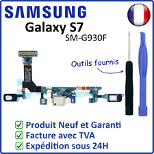 NAPPE DOCK FLEX CONNECTEUR DE CHARGE USB + MICRO SAMSUNG GALAXY S7 G930F +OUTILS