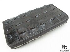 Women S Crocodile Alligator Wallets Ebay