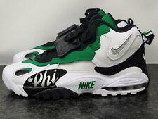 "Nike Air Max Velocidad césped ""Philadelphia Eagles"" Blanco Verde Talla 10.5 [BV1228-100]"