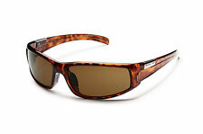 New Suncloud Swagger Sport Polarized Sunglasses Tortoise Brown by Smith Optics