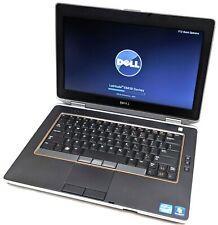 "Bad Keyboard Dell Latitude E6420 14"" Laptop i5-2540M 2.60GHz 4GB RAM 7LKV5Q1"