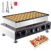 Electric Pancake Baker Mini Dutch Maker Machine Iron Egg Waffle Maker Nonstick