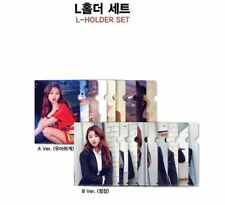 TWICE FAN MEETING ONCE BEGINS OFFICIAL GOODS L-HOLDER SET A Ver. NEW