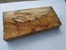 Big board spalted alder lumber,Woodworking Lumber 215mm*105mm*30mm B4