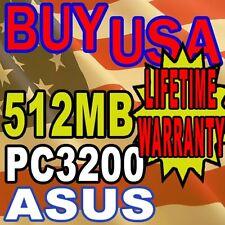 512mb ASUS P5S800-VM P5V800-MX P5VD1-X RAM Memory