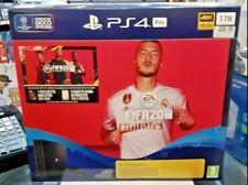 Sony PlayStation 4 Pro 1TB Console con FIFA 20 - Nera