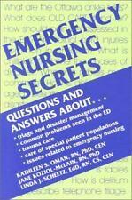 Secrets: Emergency Nursing Secrets by Linda J. Scheetz, Kathleen S. Oman and...