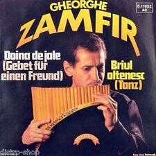 """7"""" GHEORGHE ZAMFIR Doina De Jale (Gebet für einen Freund) / Briul.. PANDORA 1976"""