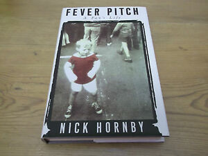 Book. Football. Fever Pitch A Fan's Life Nick Hornby 1st Signed by Paul Merson