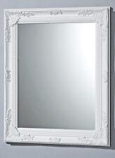 di alta qualità SPECCHIO MURO IN BIANCO MODELLO BAROCCO 82x62cm STILE