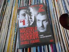 DVD FILM Masters Of Horror : Shock/The Devil's Messenger (70/71min) BRENTWOOD