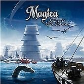 Magica - Center of the Great Unknown (2012)  CD  NEW/SEALED  SPEEDYPOST