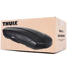 """Thule DACHBOX MOTION XT XL DACHKOFFER AUTOBOX SCHWARZ, GL�""""NZEND"""