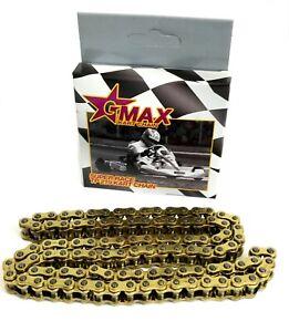98 - 118 Link 219 G-Max Super Race TP Kart Chain - TKM Rotax Cadet KF Honda X30