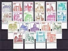 Briefmarken aus Berlin (1980-1990)