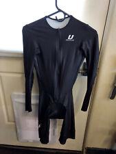 Velotec skin suit, medium, long sleeved w/pocket.