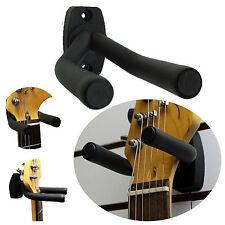 NEW Adjustable Guitar Wall Hanger Violin Wall Mount Hanger Holder Rack stand hoo