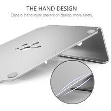 LENTION Aluminum Portable Laptop Stand Holder Riser for MacBook Pro Notebook