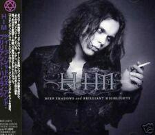 HIM-Deep Shadows and Brilliant Highlights      JAPAN-CD