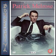 Patrick Melrose -complete Season 1 Starring Benedict Cumberbatch DVD
