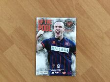 BLACKPOOL V WIGAN ATHLETIC 30TH APRIL 2016