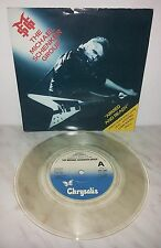 "7"" 45 GIRI MICHAEL SCHENKER GROUP - ARMED AND READY - CLEAR"
