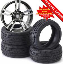 "19"" Porsche Cayenne 911 Boxter Paname t2 style Alloy Wheels Tyres 23535r19 26530"