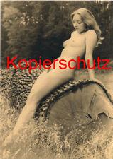 Frau Nackt Akt in Sepia Foto XVI POSTKARTE 10,5 x 14,8 cm (DIN A 6)