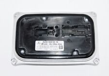 NEW OEM MERCEDES BENZ C CLS E S CLASS LED HEADLIGHT RANGE ADJUSMENT CONTROL UNIT