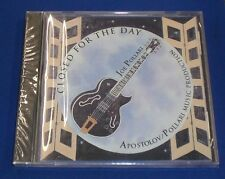 Closed For The Day Joe Pollari~NEW~Private Guitar Music CD~Tampa FL~FAST SHIP!!!