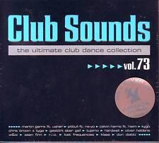 Club Sounds Vol.73 von Various Artists (2015) 3CD Neuware