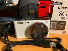 PENTAX Pentax Optio RZ18 16MP Digital Camera 18X Zoom - White + Case + 8GB Card